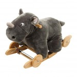 Hobbeldier neushoorn Donk-Toyshop