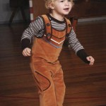AlbaBabY crawler Sverre bruin - Pimp Your Kids