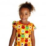 Pimp Your Kids Duns Sweden Apples Dress
