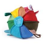 O.B. Designs Speelbal Rainbow - Mevrouw Schaap