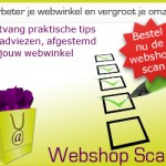 Webshop Scan