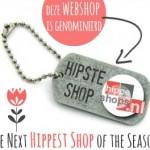 Hippe Shops - Hipste Shop lente - zomer 2013