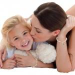 KAYA sieraden - Moeder dochter armbandjes key to my heart 'love'