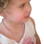 KAYA sieraden - kinderketting Key to my Heart 'Princess'