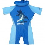 Drijfpak Swimsafe Floatsuit Shark