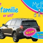 Nieuwst rage in autostickers - The Sticker Family