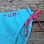 Alamano bikinibroekje naam blauw