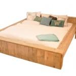 Bed met nachtkastje - Maxshopping