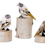 Hippest Shop Indie-ish - uitsneden origamibirds