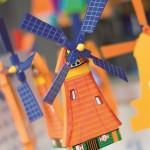 The Dutch Connection - Cardcetera - kaarten Windmills
