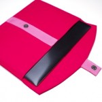laptop sleeve pink Studio BIG