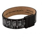 Il Centimetro armband New Zealand Black - Pintz.nl