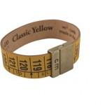 Il Centimetro armband Original Yellow - Pintz.nl