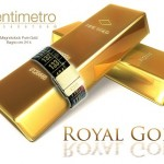 Il Centimetro armband Royal Gold - Pintz.nl
