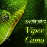 Il Centimetro armband viper campo - Pintz.nl