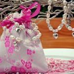 Sparkling Star - zilveren moeder dochter sieradenset