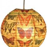 Lampion vlinders Rememory
