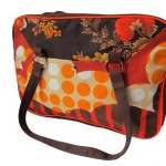Retro luiertas shopper - buba B