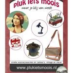 Flyer Pluk iets moois Haarlem