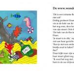 De dolfijn met sproeten - 1ste druk binnenwerk