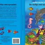 De dolfijn met sproeten - cover