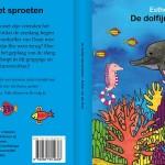 De dolfijn met sproeten - cover - 1ste druk