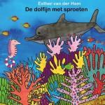 De dolfijn met sproeten - voorkant - softcover