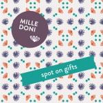 Milledoni - de site die cadeaus voor je spot
