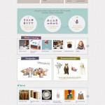 Milledoni home pagina website