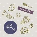 Milledoni - site die cadeaus voor je spot