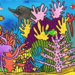 Koraalrif - De dolfijn met sproeten
