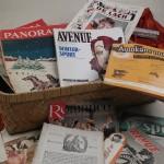 Historische tijdschriften Rememory
