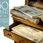 Historisch archief 30 Jaar Rememory
