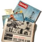 Tijdschriften uit december 1962 Rememory