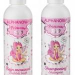 De Knappe Kikker Princesse shampoo en badschuim
