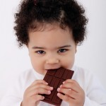 Jellystone Designs Bijtspeeltje Chocolade - Rondom Eva