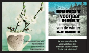 Webshop Poster Winter