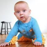 Baby Mop dweil romper - iCadeau.nl