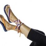 Bandajanas de losbandige slipper