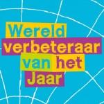 Logo wereldverbeteraarvanhetjaar