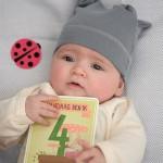 Milestone Baby Cards - 4 maanden oud - Happy Belly's