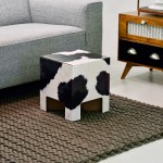 Dutch Design Chair - krukje Cow - Dutch Design Brand