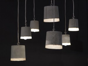 Lamp BETON Renate Vos - Nouss Concept Store