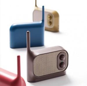 Radio Mezzo Ionna Vautrin - www.lexon-design.nl