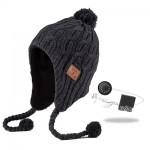Wireless muts grijs - Bluetooth Wear
