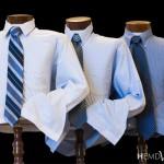 Strijkvrije overhemden - hemd voor hem
