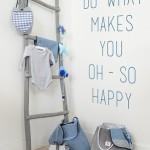 Babykamer BintiHome Donkerblauw - Fabs World