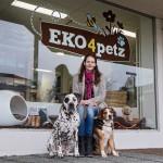 EKO4petz opent natuurwinkel voor dieren