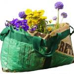 Plantenzak fairtrade - Tulsi Crafts