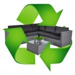 Recyclen van tuinsets - Tuinmeubelen.nl